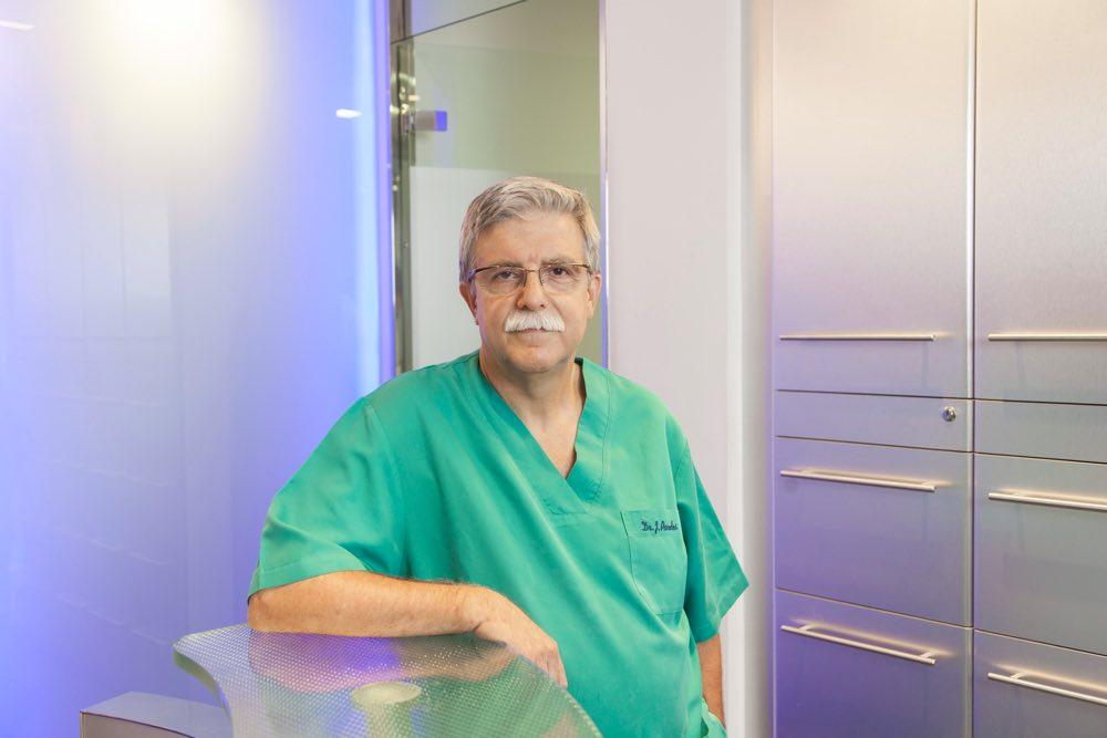 Entrevista al Dr. Jordi Paredes, cirurgià bucodental de Salut Dental Penedès