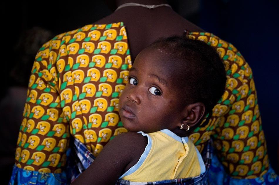 Andrea Cirera al Senegal