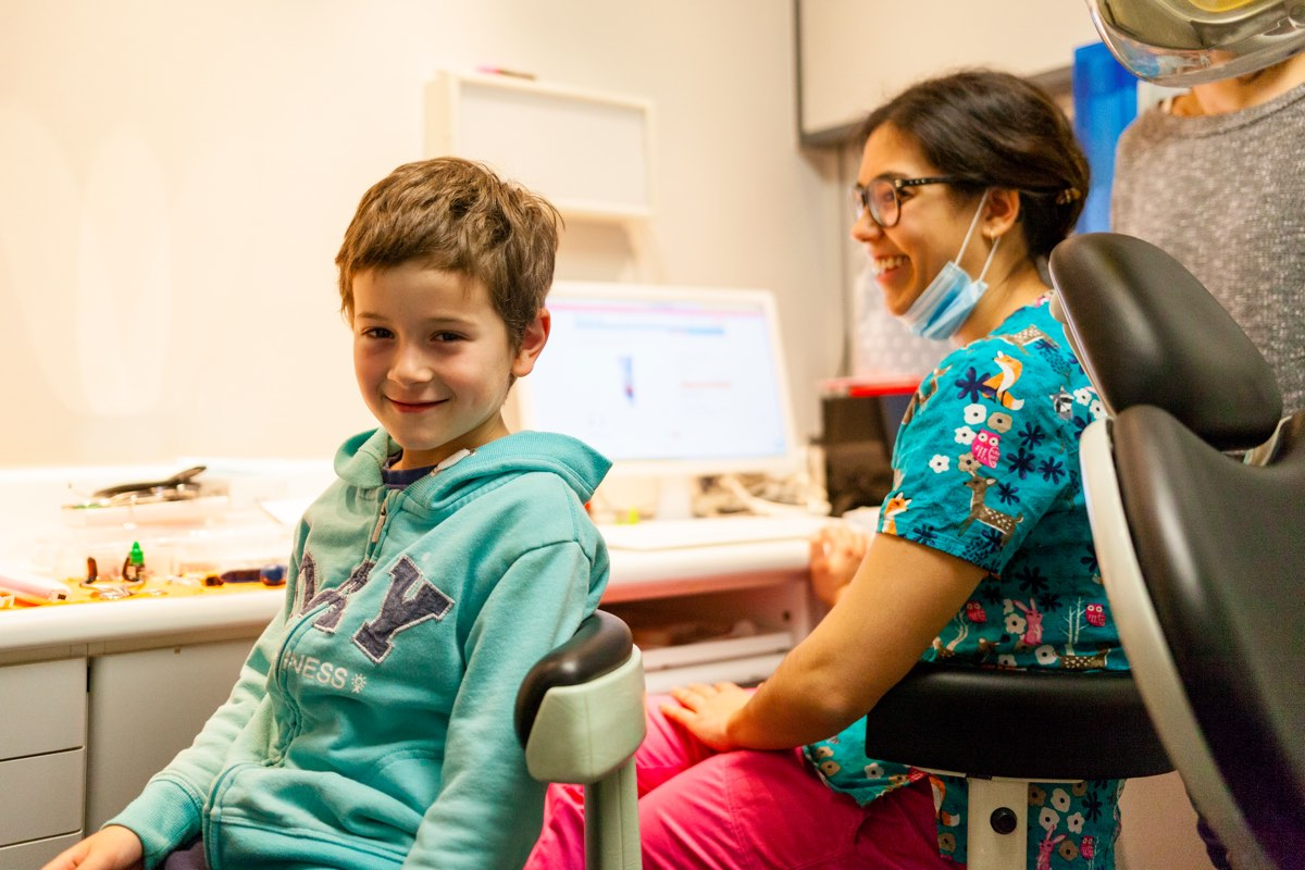 Clínica Dental a Vilafranca per nens