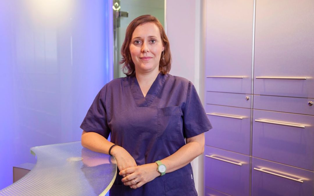 Daniela Camacho, especialista en Invisalign® a Salut Dental Penedès